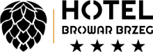 logo hotel browar brzeg